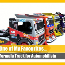 My Favourite Thing: AMS Formula Truck - Talk 'n' Drive