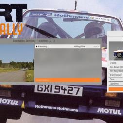 Maximum Attack - BMW M3 E30 Evo Rally - Rally Germany - Frauenberg - Stage Run