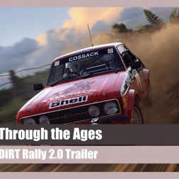 DiRT 2.0: Through the Ages - New Trailer (UK)