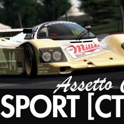 Mosport Assetto Corsa Mod [Canadian Tire Motorsport Park]