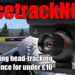 FaceTrackNOIR - Amazing head-tracking boost with a cheap PlayStation 3 EYE camera!