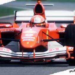 Assetto Corsa Michael Schumacher F2004 Test at Fiorano