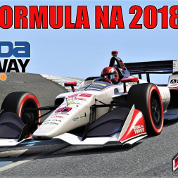 VRC Formula NA 2018 2018 HOTLAP at Laguna Seca - Assetto Corsa