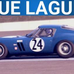 Blue Laguna - Vintage Found Footage at Laguna Seca (Assetto Corsa)