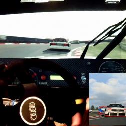 R3E - Zandvoort - Audi 90 Quattro GTO - 100% AI race