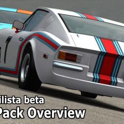 Automobilista beta: Puma Pack overview