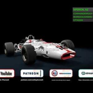 Assetto Corsa | 1967 F1 @ Watkins Glen