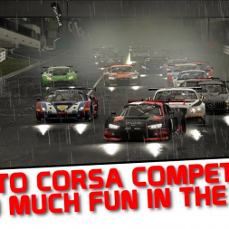 Assetto Corsa Competizione wet race / Hungaroring / BMW GT3