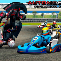 Automobilista - Kart @ Interlagos (PT-BR)