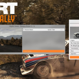 Maximum Attack - Lancia Delta S4 - Perasma Platani - Rally Greece / Acropolis - Stage Run