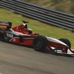 Assetto Corsa   Formula RSS 2000 V10   Nordschleife Hotlap 5:21.562