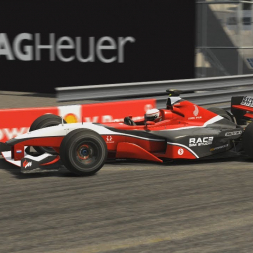 Assetto Corsa | Formula RSS 2000 V10 | Monaco Hotlap 1:19.172