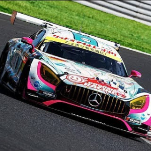 [Assetto Corsa] Mercedes GT-R GT3 @ Okayama