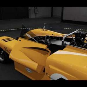 Forza Motorsport 7  McLaren Can Am Showroom