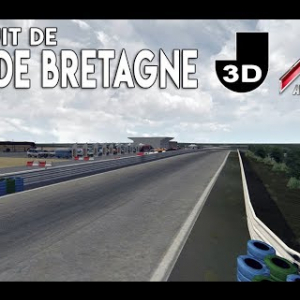 PILOTAGE VIRTUEL ► FAY DE BRETAGNE ► 3300m #simracing #pilotage