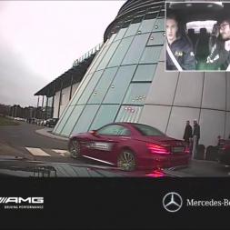 Mercedes C63 AMG Driving Experience - (Skid Pan, Slalom, Braking, Circuit) - Mercedes-Benz World