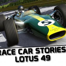 Race Car Stories: Lotus 49