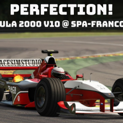 Assetto Corsa - RSS Formula 2000 V10 First Drive and Hotlaps @ Spa