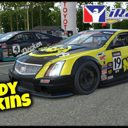 Caddy Watkins - iRacing Global Challenge - Watkins Glen International