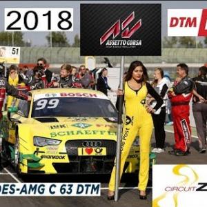 DTM 2018 - 15 laps - VICTORY @ Zolder Circuit, Belgium