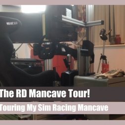 Take A Tour of The Man Cave...