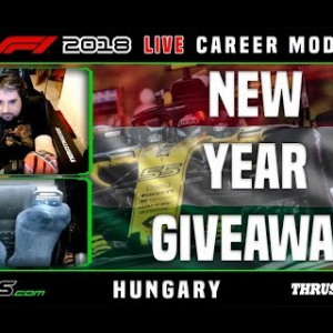 F1 2018 LIVE Career Mode #12 Hungaroring, Hungary