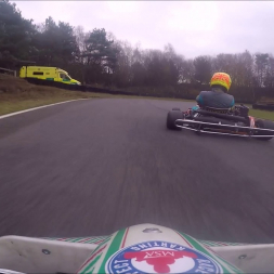Camberley Kart Club - December Practice 2 - New Mojo D5 Tyres! - (29/12/18)