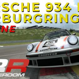Porsche 934 at Nurburgring (RD R3E Club)