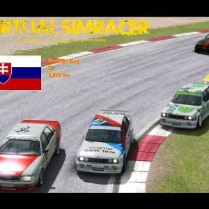 RaceRoom, DTM 1992 - 9.Rennen, Slovakia Ring