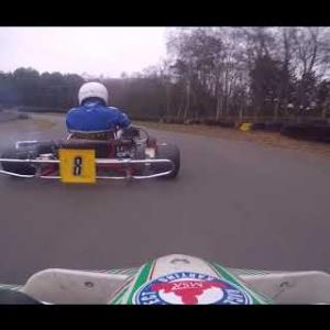 Camberley Kart Club - January Practice 1 - Reverse Fun Day! - (05/1/19)
