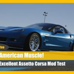 Assetto Corsa: Four Excellent Corvette Mods (DOWNLOAD)