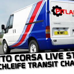 Assetto Corsa Top Gear Nordschleife Transit Challenge