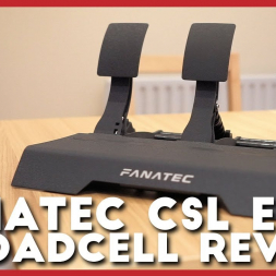 Fanatec CSL Elite Loadcell Review - What a great deal!