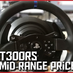 Thrustmaster T300RS Long term review  - Best mid range wheel