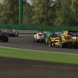 iRacing | IMSA 2019 S1w4 Ford GTE 2017 @ Monza #2