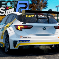 Project CARS 2 - Opel Astra TCR at Bathurst (PT-BR)