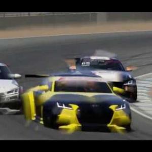 Audi TT Cup - Mexico GP - Race 5 - Assetto Corsa - SimRacingOnline/SimRacingHolland