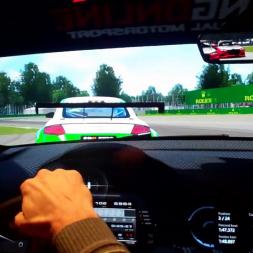 Audi TT Cup - Mexico GP - Race 6 - Assetto Corsa - SimRacingOnline/SimRacingHolland