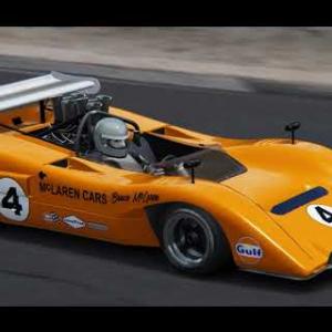 Assetto Corsa McLaren M8 @ Bridgehampton