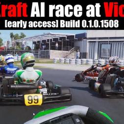 KartKraft  - Go Kart Club of Victoria | 8 Laps | 8 AI opponents