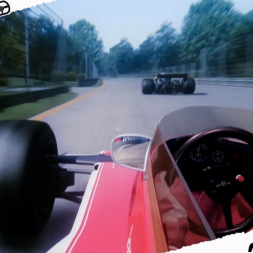 Assetto Corsa Mixed Reality F1 1976 Hunt vs Andretti at Imola