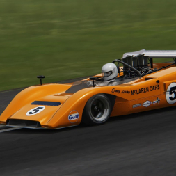 Assetto Corsa McLaren M8 @ Oesterreichring