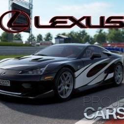 Project Cars 2 * Lexus LFA Track Day [mod download]