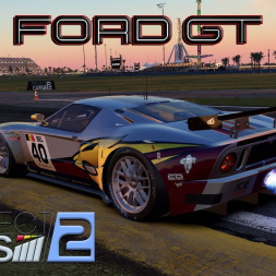 Project Cars 2 * Ford GT GT1 [mod download]
