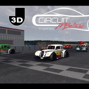 Legends Cars - Circuit JP Beltoise