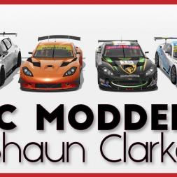 Shaun Clarke - Assetto Corsa modders Pilot episode