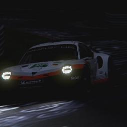 Assetto Corsa VR | Porsche 911 RSR | Nordschleife Hotlap 6:39.313