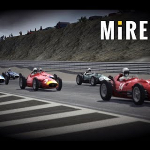 Historic GT Tour - Circuit de Mireval