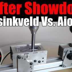 Shifter Showdown [review] - Heusinkveld Vs. Aiologs