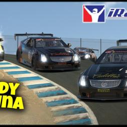 Caddy Laguna - iRacing Global Challenge - WeatherTech Raceway at Laguna Seca
